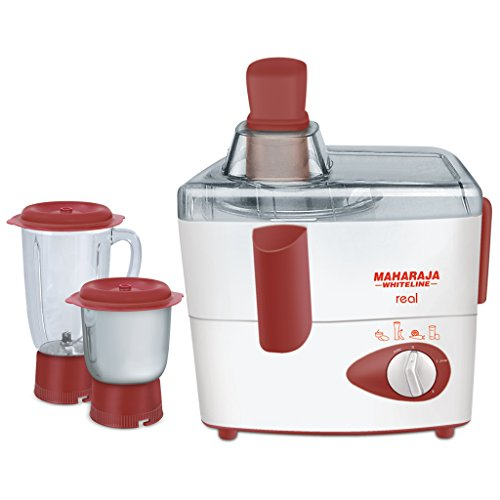 Maharaja Whiteline JMG Real Happiness JX-102 (Happiness Red and White)