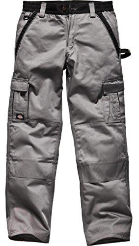Dickies Bundhose Industry 300 grau/schwarz GBK50, IN30030 (Eisenhower Arbeitshose Dickies)
