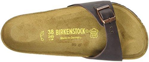 Birkenstock Madrid Birko -Flor Marron (Habana_883)