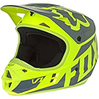 Fox Helm V1 Race Gelb