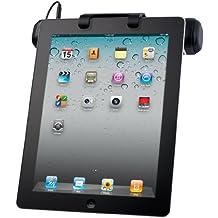 Logitech Tragbarer Lautsprecher für Apple iPad/iPad 2 und Tablets schwarz