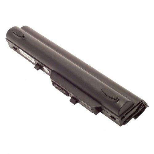 Batterie, Li-Ion, 11,1 V, 4400 mAh, noir pour Medion Akoya E1210 MD96727 Noir