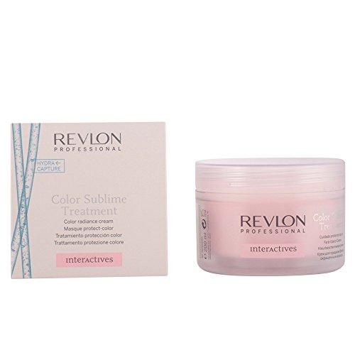 Revlon Professional Interactives Color Sublime Treatment, 1er Pack (1 x 200 ml)