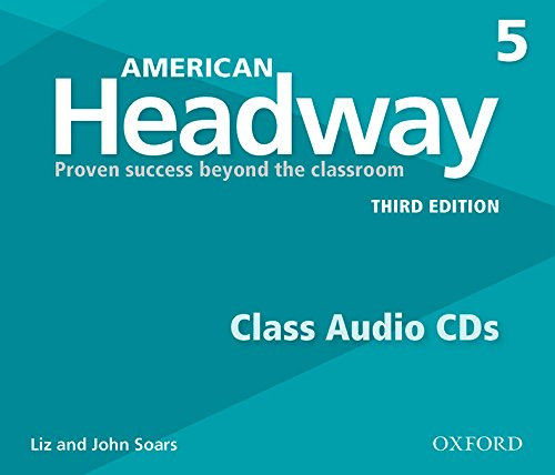 American Headway 5. Class CD 3rd Edition (4) (American Headway Third Edition)
