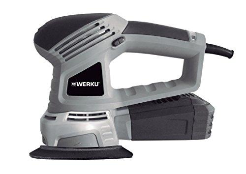 Werku Wk400060 - Lijadora circular / 150 mm / 450