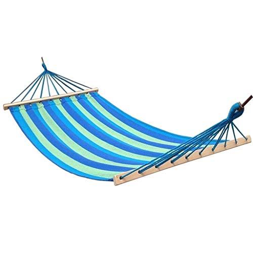 LMDH Outdoor Leisure Cotton Hammocks Ultraleichte Camping-Hängematte