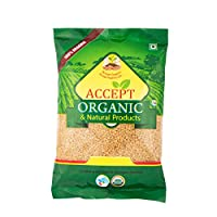 Accept Organic Fenugreek Seed/Methi Dana 0.5 KG Pack of Healthy & Organic Spice