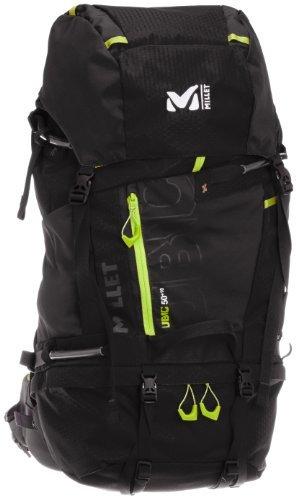 Millet Ubic Men's Backpack black black Size:60 by MILLET