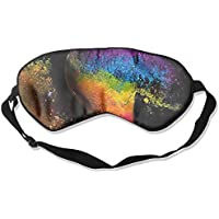 Sleep Eye Mask Light Bulb Art Lightweight Soft Blindfold Adjustable Head Strap Eyeshade Travel Eyepatch E18 preisvergleich bei billige-tabletten.eu
