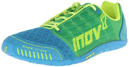 Inov8 Bare-XF 210 Womens Scarpe Da Fitness Green