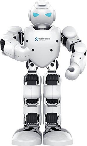 UBTech Alpha1 Pro - Programmierbarer App gesteuerter Roboter zum lernen und spielen