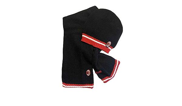 AC Milan Bonnet /écharpe Veste de 12 /à 36 mois hiver 2020