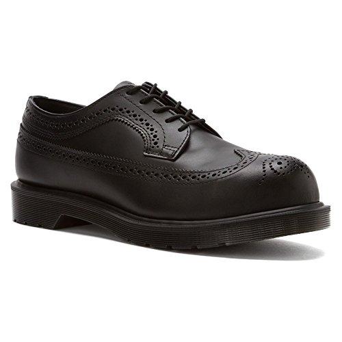Dr. Martens , Chaussures de sécurité pour homme Noir Noir Noir - Black / Schwarz