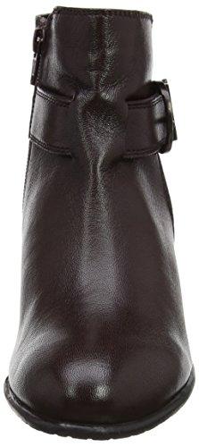 Lotus Genevieve, Stivali Donna Red (Bordo Leather)