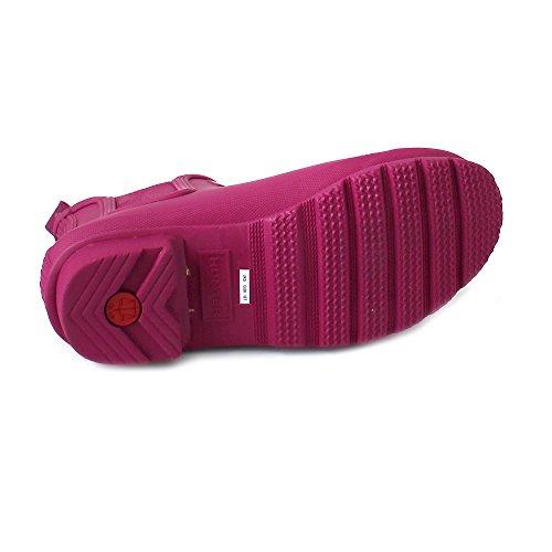 Hunter W Original Chelsea Dark Ion Pink Violett (dark ion pink)