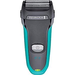 Remington F3 Style Series Electric Shaver with Pop Up Trimmer, Cordless, Rechargeable Men's Electric Razor, F3000
