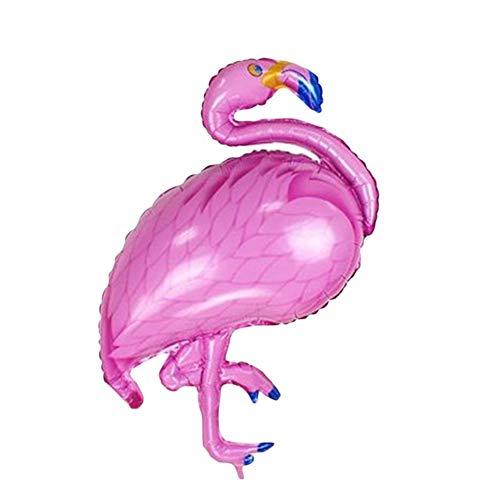 longyitrade Luftballons, aufblasbar, Flamingo-Form, Partyzubehör für Hochzeit, Geburtstag, Party Rose