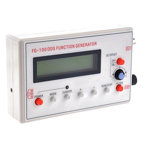 Signalgeneratoren - TOOGOO(R)1HXH-500KHz DDS Funktions-Signal-Generator-Modul Sinus + Dreieck + Rechteck + Fall Generator-modul