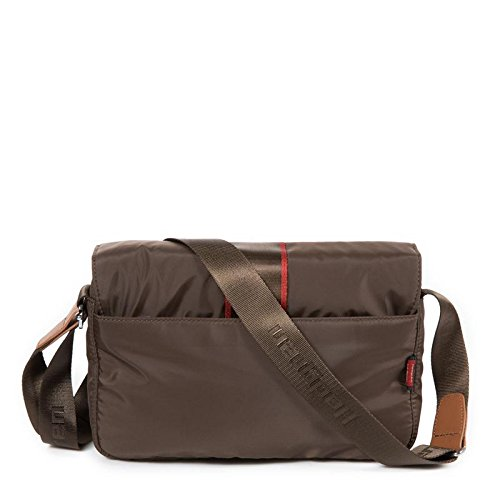 Hedgren Madge flap_a tracolla Marrone (seal brown)