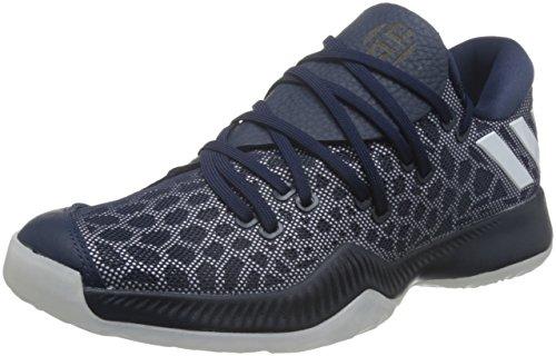 adidas Unisex-Erwachsene Harden B/E Basketball Turnschuhe, blau (Maruni/Tinley/Ftwbla), 47 1/3 EU