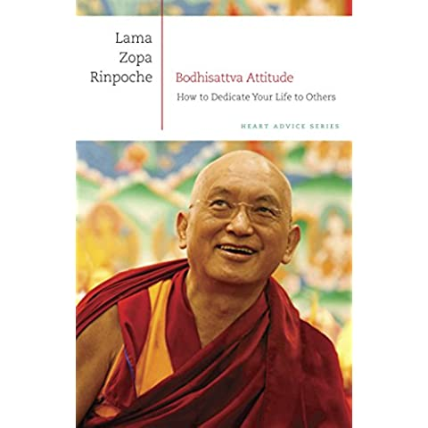 Bodhisattva Attitude: How to Dedicate Your Life to Others (Heart Advice Series Book 1) (English Edition)