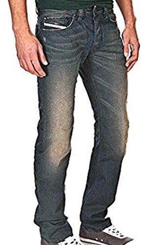 Diesel -  Pantaloni  - Uomo Blu blu