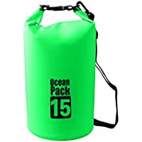 NOTAG Bolso seco Impermeable Roll Top Dry Pack Bolsa al Aire Libre Deporte Almacenamiento Saco seco