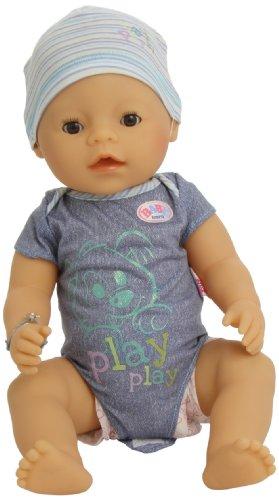 Zapf Création Muñeco bebé interactivo Baby Born