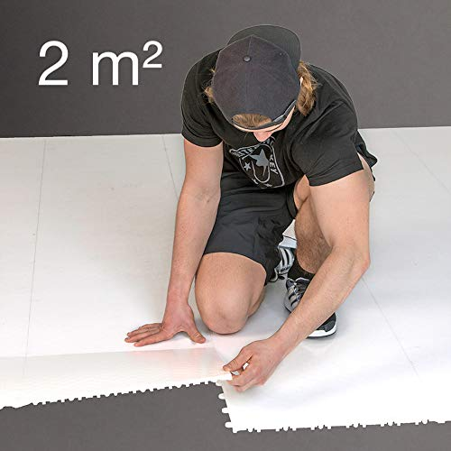 Better Hockey Extreme Dryland Flooring Tiles 10-Pack - Größe 2 m² Hockey Fliesen