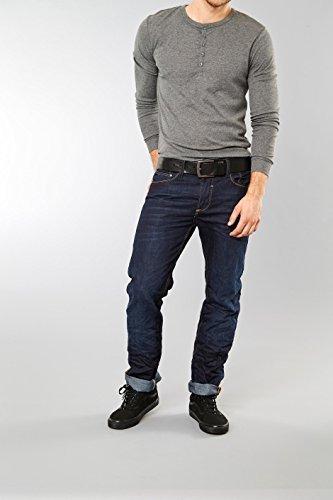 Blend Herren Straight Leg Jeanshose 701721 Breeze Dark-Blue