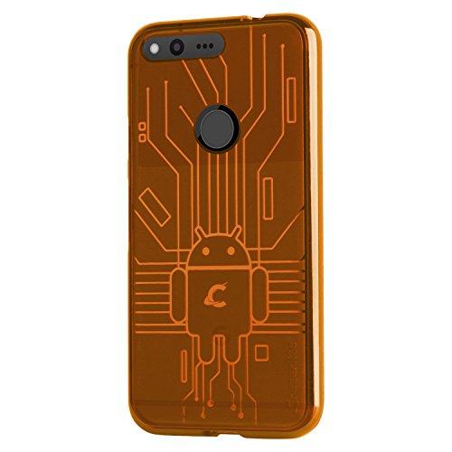 Cruzerlite Circuit Custodia per Google Pixel,...