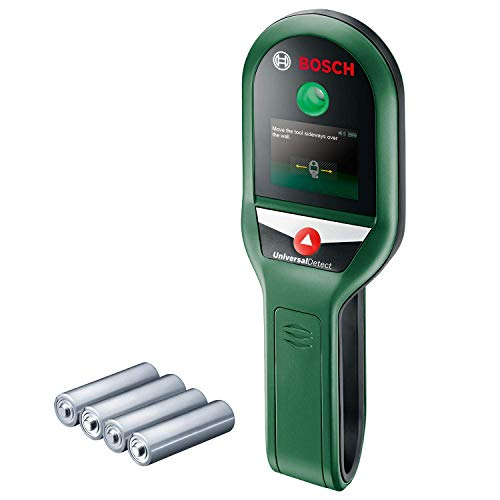 Bosch Ortungsgerät UniversalDetect (4x 1,5 V Batterien, im Karton)
