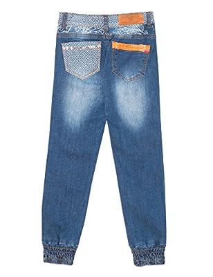 Desigual Girl's Denim_Fernan Shorts