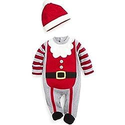 TBS - Ropa y disfraces de Navidad para bebés.