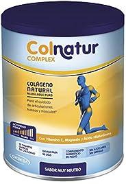 Colnatur Complex - Colágeno Natural para Músculos y Articulaciones, Vitamina C, Magnesio y Ácido Hialurónico,