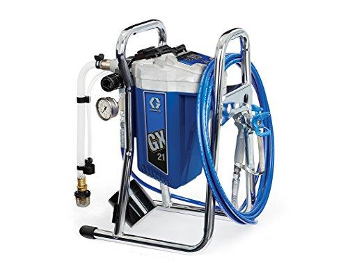 Preisvergleich Produktbild Maschine Sprayer Airless Graco GX 21 mit Sprühpistole Farbsprühsystem SG3