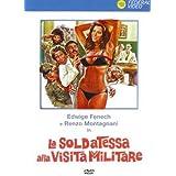 La Soldatessa alla Visita Militare [DVD] Italian Import by lilli carati