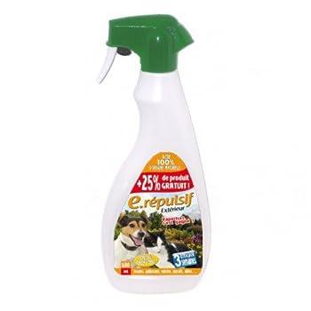 Agecom - Répulsif Chiens & Chats Extérieur 500Ml Repulsif Spray Exterieur 500+100 Ml