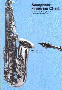 Saxophon Grifftabelle