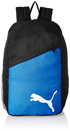 PUMA Rucksack Pro Training Backpack - Bolsa / Red para balones de fútbol, color negro (black-puma royal-white), talla ua