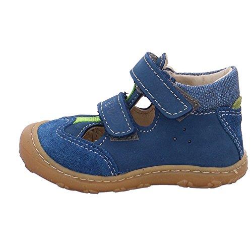 Ricosta Ebi, Chaussures Marche Mixte Bébé pétrole