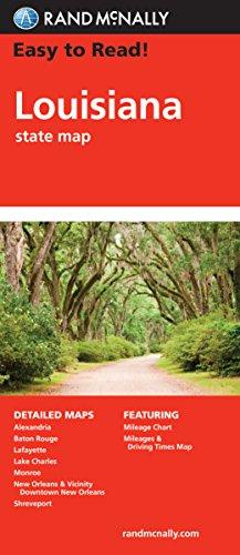 Louisiana: America's Colonial Heritage (Rand Mcnally Easy to Read!)