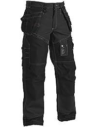 Blakläder Arbeitshosen Bundhosen Polyester X1500 1500, Farbe:schwarz;Größe:56