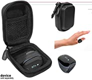CaseSack Oxygen Monitor case for Wellue O2Ring, Oxylink, KidsO2, LOOKEE Health Ring Tracker, Sleep-Ring, O2-Ri
