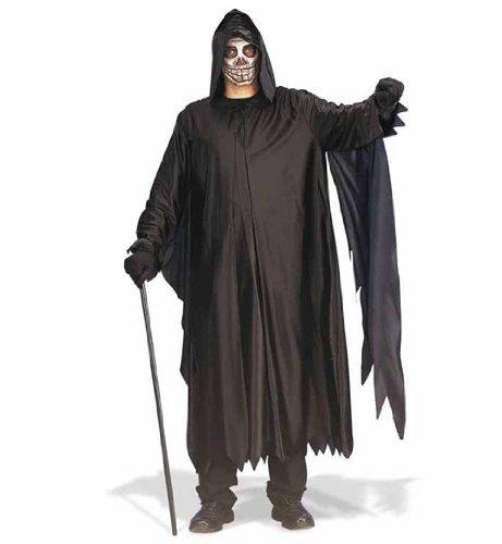 Fasching Karneval Kostüm Darkman, Kutte mit Kapuze, Halloween: Größe: - Kostüm Darkman