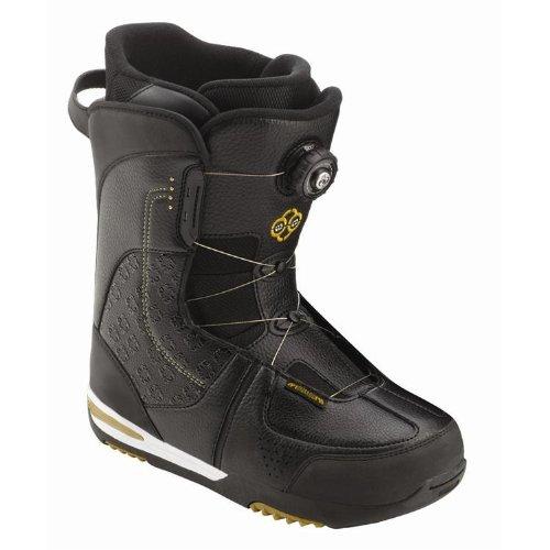 Morrow Kick Boa Herren Snowboard Boots, schwarz (Morrow Kick)