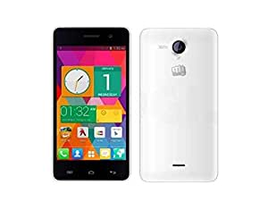 GB Crystal Clear Transparent Hard Back Case Cover for Micromax Unite 2 A106