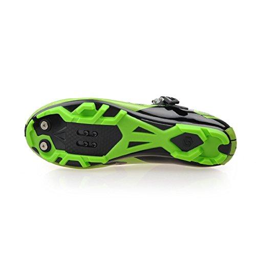 Sidebike , Damen Radsportschuhe MTB-Green