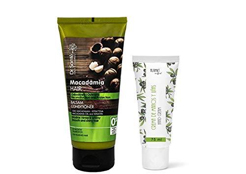 Dr. Sante Macadamia Balm Hair - Acondicionador cabello