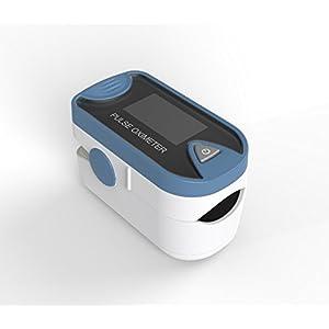 Pulsoximeter mit OLED Display